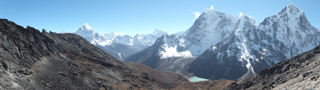 Trek and climb in nepal